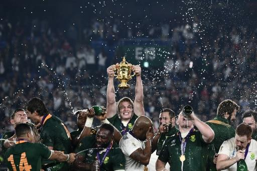 Pieter-Steph Du Toit has played 55 Tests since his Springboks debut in 2013