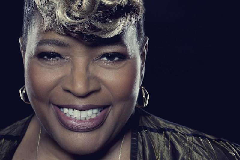 Good times: Jocelyn Brown is performing at Electric Brixton