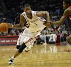 <p>Tracy McGrady jumped from Auburndale Mount Zion Christian Academy to the NBA in 1997, becoming the ninth overall pick of the Toronto Raptors. McGrady has said that he would have gone to Kentucky to play college basketball. </p>