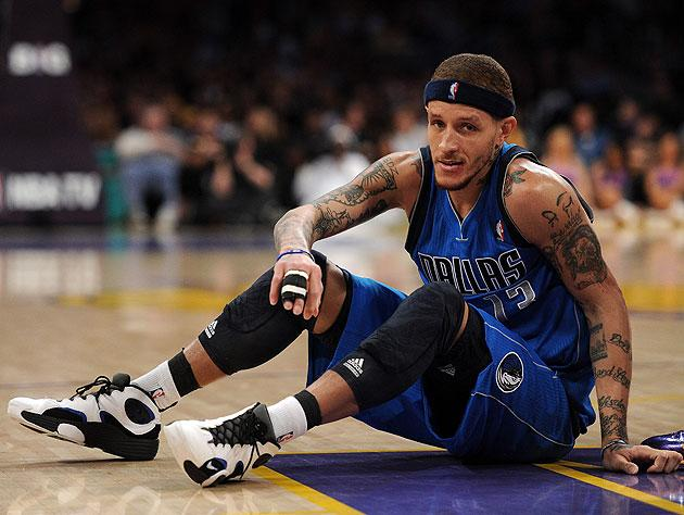 4b48fd88ec7 Delonte West on  wet willy  fine   I probably won t have cable in a couple  days