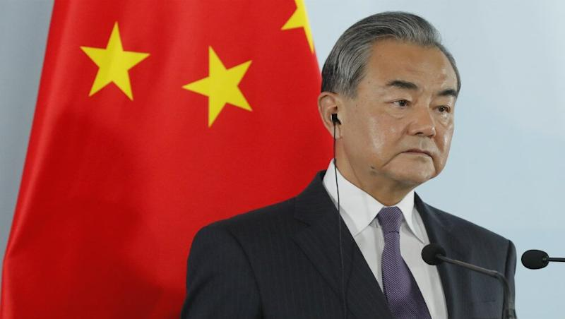 China Bans Travel to Czech Republic For Its Citizens Days After Wang Yi, Chinese Foreign Minister, Fumed Over Top Prague Official's Visit to Taiwan
