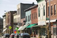 """<p>Known as the bed and breakfast capital of Minnesota, <a href=""""https://www.tripadvisor.com/Tourism-g43245-Lanesboro_Minnesota-Vacations.html"""" rel=""""nofollow noopener"""" target=""""_blank"""" data-ylk=""""slk:this small town"""" class=""""link rapid-noclick-resp"""">this small town</a> (the population is just 754!) offers relaxation for couples and outdoor adventures for families in the bluffs of the Root River Valley.</p>"""