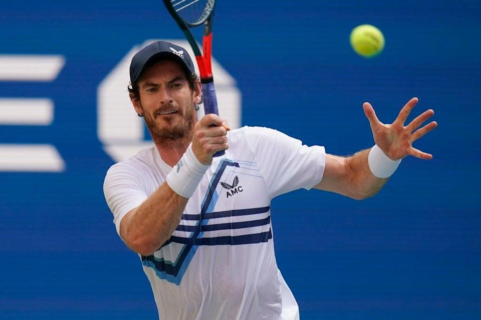 Andy Murray returned to winning ways (Seth Wenig/PA) (PA Wire)