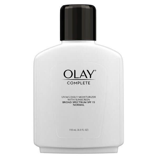 """&ldquo;I recommend <a href=""""https://www.olay.com/en-us/skin-care-products/complete-all-day-moisturizer-spf-15"""" rel=""""nofollow noopener"""" target=""""_blank"""" data-ylk=""""slk:Olay Complete All Day SPF 15"""" class=""""link rapid-noclick-resp"""">Olay Complete All Day SPF 15</a>, for the girl who always forgets the sunscreen step. I like the convenience of it. I&rsquo;ve been using Olay products since I was a kid, so has my mom and my grandma and my great-grandma. I never liked putting a lot things on my face except water and a gentle lotion. So when I found that my fave moisturizer also came with some SPF, sunscreen has just been an easier thing to make sure I do regularly.&rdquo; <i>― Jolie Doggett, reporter</i> <br><br><strong>Get the <a href=""""https://www.olay.com/en-us/skin-care-products/complete-all-day-moisturizer-spf-15"""" rel=""""nofollow noopener"""" target=""""_blank"""" data-ylk=""""slk:Olay Complete daily moisturizer with SPF 15"""" class=""""link rapid-noclick-resp"""">Olay Complete daily moisturizer with SPF 15</a> for $10.99.</strong>"""