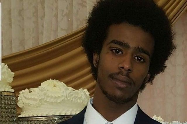 Abdi Ali went missing in 2017. His killer kept his body undiscovered in an attic for eight monthsSupplied
