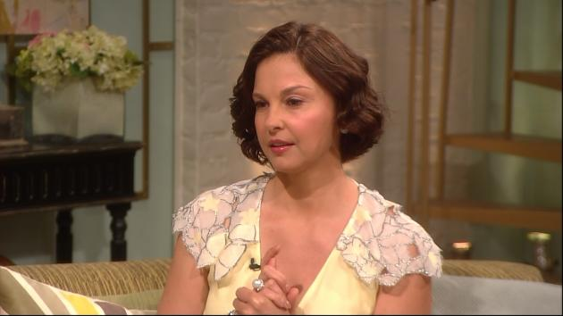 Ashley Judd visits Access Hollywood Live on April 12, 2012 -- Access Hollywood