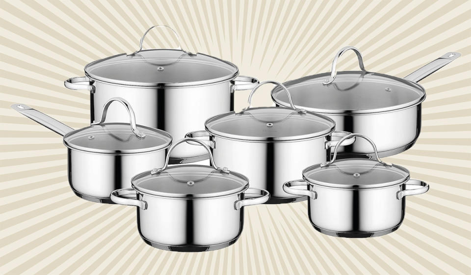 Don't be clueless, go stainless! (Photo: QVC)
