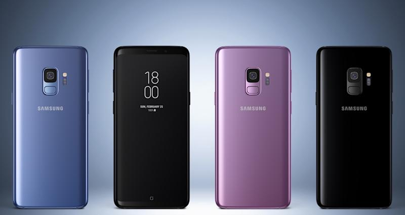 The S9 sticks with a single camera around back.