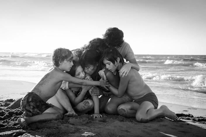 """<p>An awards-season darling back in 2018, this drama from acclaimed director Alfonso Cuarón follows one year of a middle-class family's struggles in Mexico City in the 1970s. It might not have taken home the best picture trophy, but it's an incredible cinematic achievement that even the most amateur of cinephiles will appreciate. </p> <p><a href=""""https://www.netflix.com/title/80240715"""" rel=""""nofollow noopener"""" target=""""_blank"""" data-ylk=""""slk:Available to stream on Netflix"""" class=""""link rapid-noclick-resp""""><em>Available to stream on Netflix</em></a></p>"""
