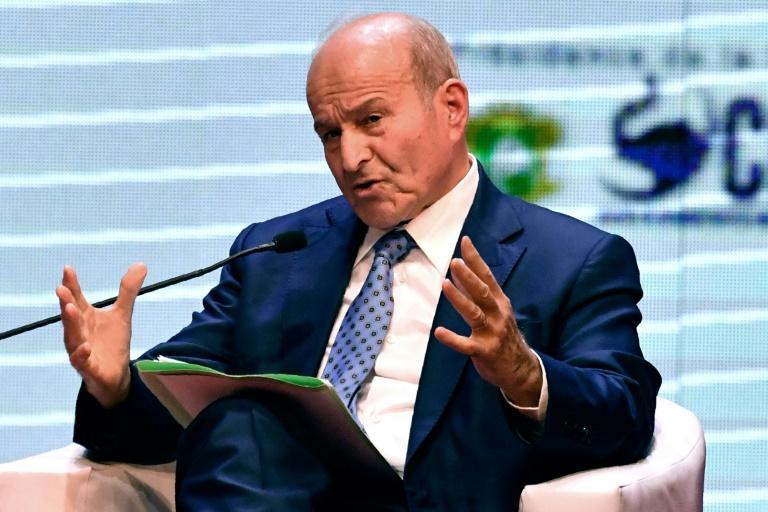 Issad Rebrab is ranked by Forbes magazine as Algeria's richest man
