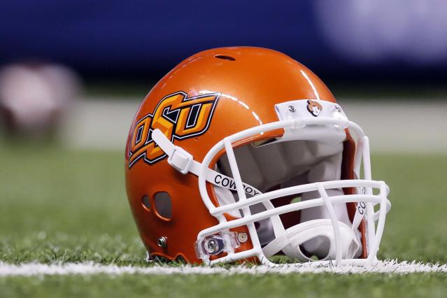 Oklahoma State RB charged with multiple felonies previously faced child pornography charge