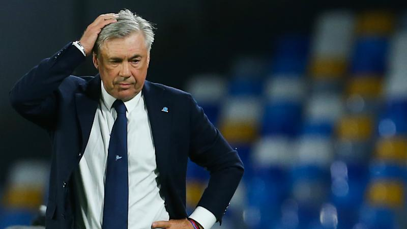 'No one fails to respect to me' - Ancelotti rejects claims of Napoli player revolt