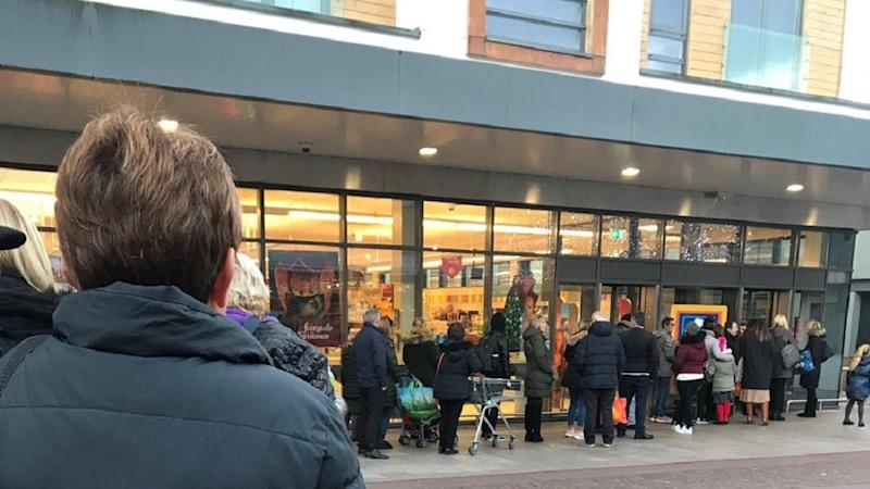 <p>The supermarket's festive campaign features Kevin and his family for a third year running, with shoppers clamouring to get their hands on the toys.</p>