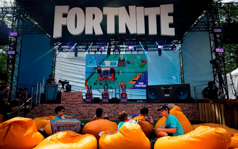 Fortnite - AFP