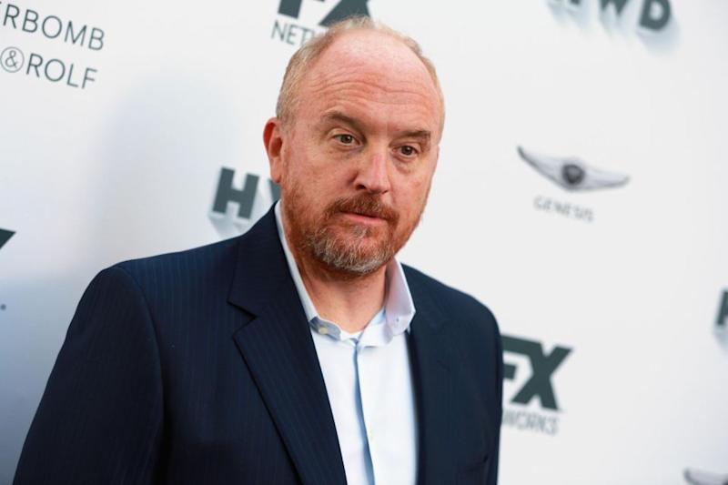 Louis C.K. publicly apologised after being accused of sexual misconduct. Source: Getty