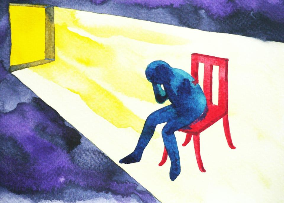 """<span class=""""caption"""">Vulnerability to suicide may build up throughout the course of life, and may start with events occurring in the perinatal period and infancy.</span> <span class=""""attribution""""><span class=""""source"""">(Shutterstock)</span></span>"""