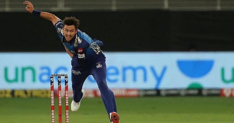 Trent Boult has been exceptional for MI