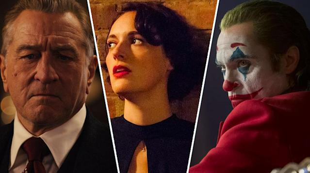 Who will win big at the 2020 Golden Globes? (Netflix/BBC/WB)