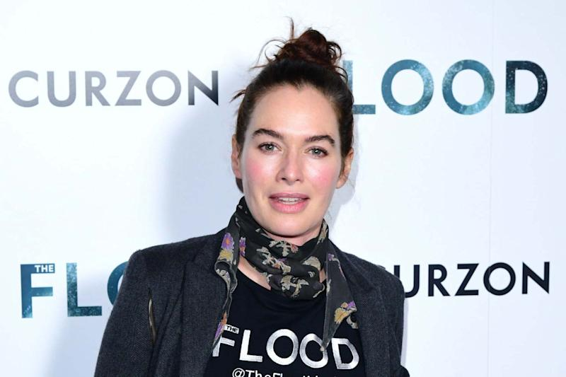 Lena Headey is starring in upcoming film The Flood. (PA)