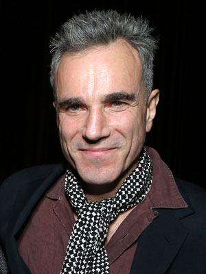 Daniel Day-Lewis Headshot Photo