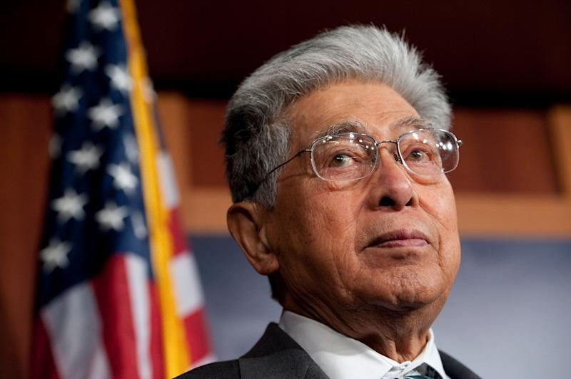 Daniel Akaka, the first Native Hawaiian to serve in the U.S. Senate, has died on April 6, 2018. He was 93.