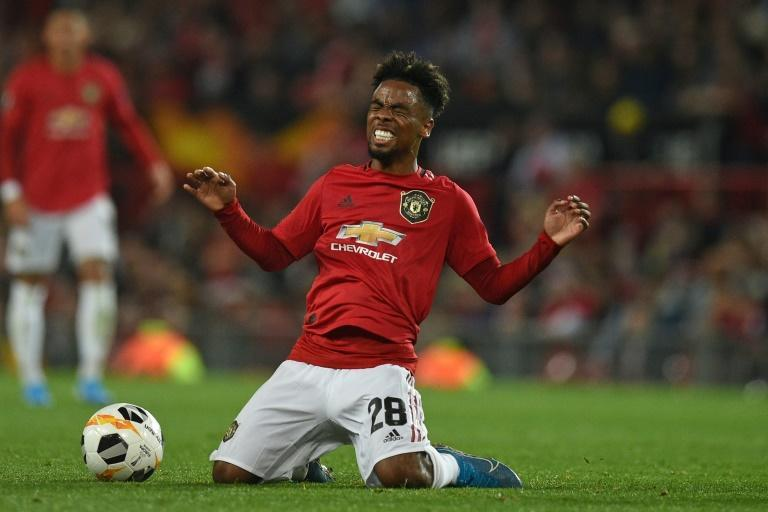 Angel Gomes has not signed a new deal at Manchester United (AFP Photo/Oli SCARFF )