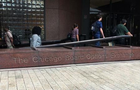 Chicago Board Options Exchange Global Markets headquarters building in Chicago