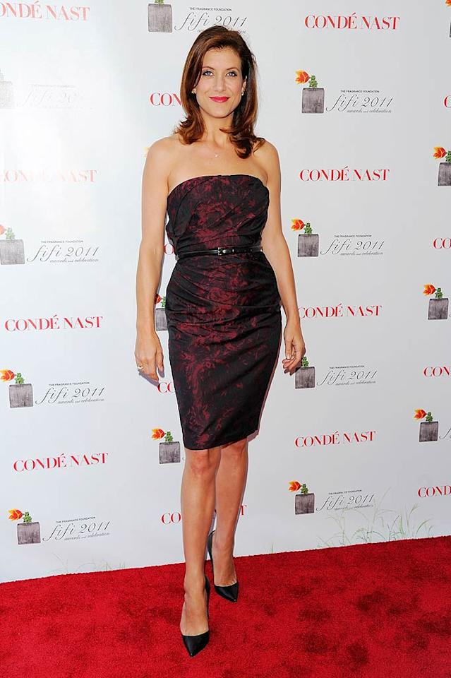 "Apparently, just about <i>everyone</i> has their own perfume these days, including ""Private Practice"" actress Kate Walsh, whose fragrance Boyfriend was nominated for an award as well. Andrew H. Walker/<a href=""http://www.gettyimages.com/"" target=""new"">GettyImages.com</a> - May 25, 2011"