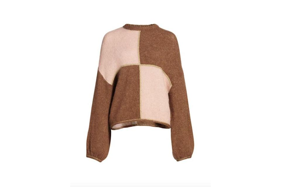 bytimo, knit sweater, chunky sweaters