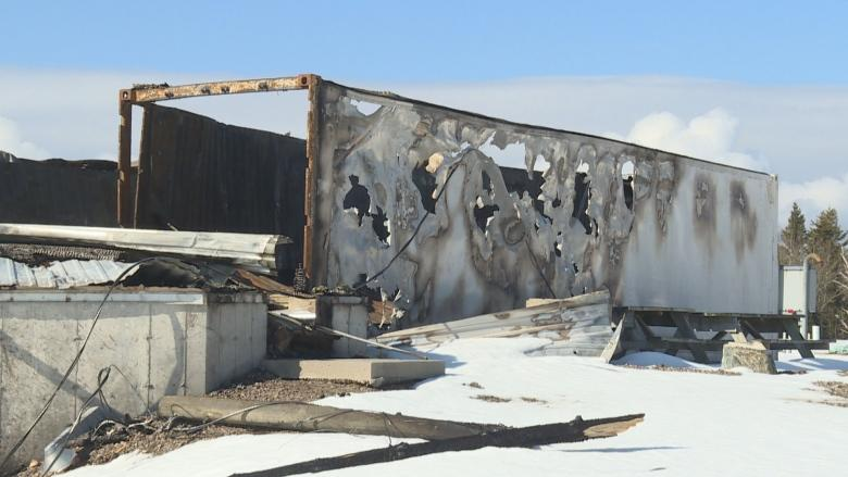 Money, shelter and EI help offered to Paturel workers after plant fire
