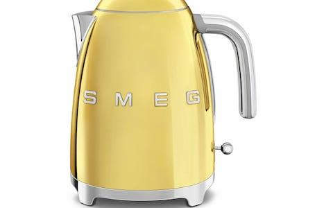 Smeg gold jug kettle