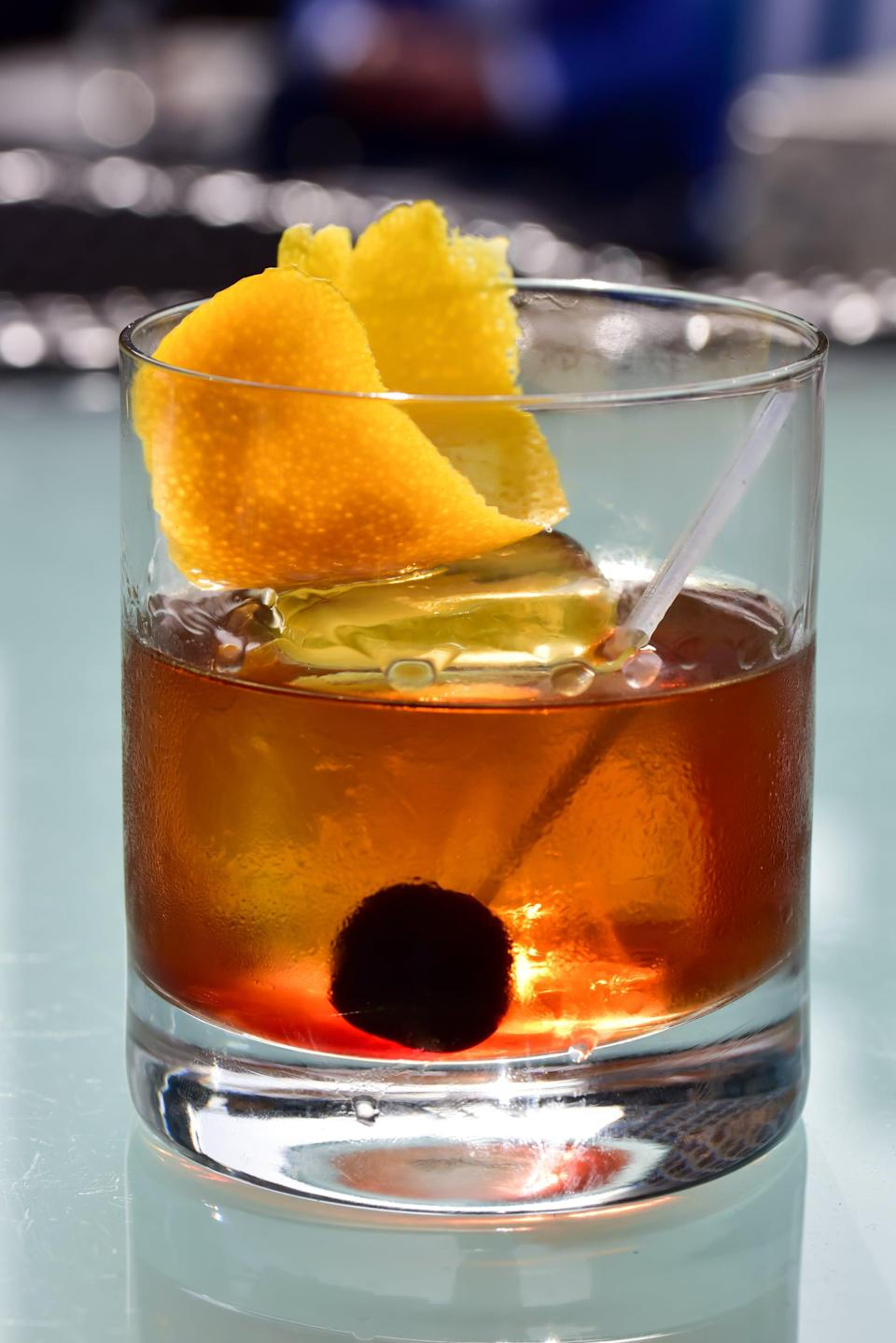 """<p>Close in proximity and drink preferences, New Jersey residents have the same hankering for Manhattans that New Yorkers do. This recipe is effortlessly timeless, so feel free to make it any day or on any occasion. Cheers!</p> <p><strong>Get the recipe</strong>: <a href=""""https://www.popsugar.com/buy?url=https%3A%2F%2Fwww.foodnetwork.com%2Frecipes%2Fted-allen%2Fclassic-manhattan-cocktail-recipe-3381462&p_name=Manhattan&retailer=foodnetwork.com&evar1=yum%3Aus&evar9=47471653&evar98=https%3A%2F%2Fwww.popsugar.com%2Ffood%2Fphoto-gallery%2F47471653%2Fimage%2F47474656%2FNew-Jersey-Manhattan&list1=cocktails%2Cdrinks%2Calcohol%2Crecipes&prop13=api&pdata=1"""" class=""""link rapid-noclick-resp"""" rel=""""nofollow noopener"""" target=""""_blank"""" data-ylk=""""slk:Manhattan"""">Manhattan</a></p>"""