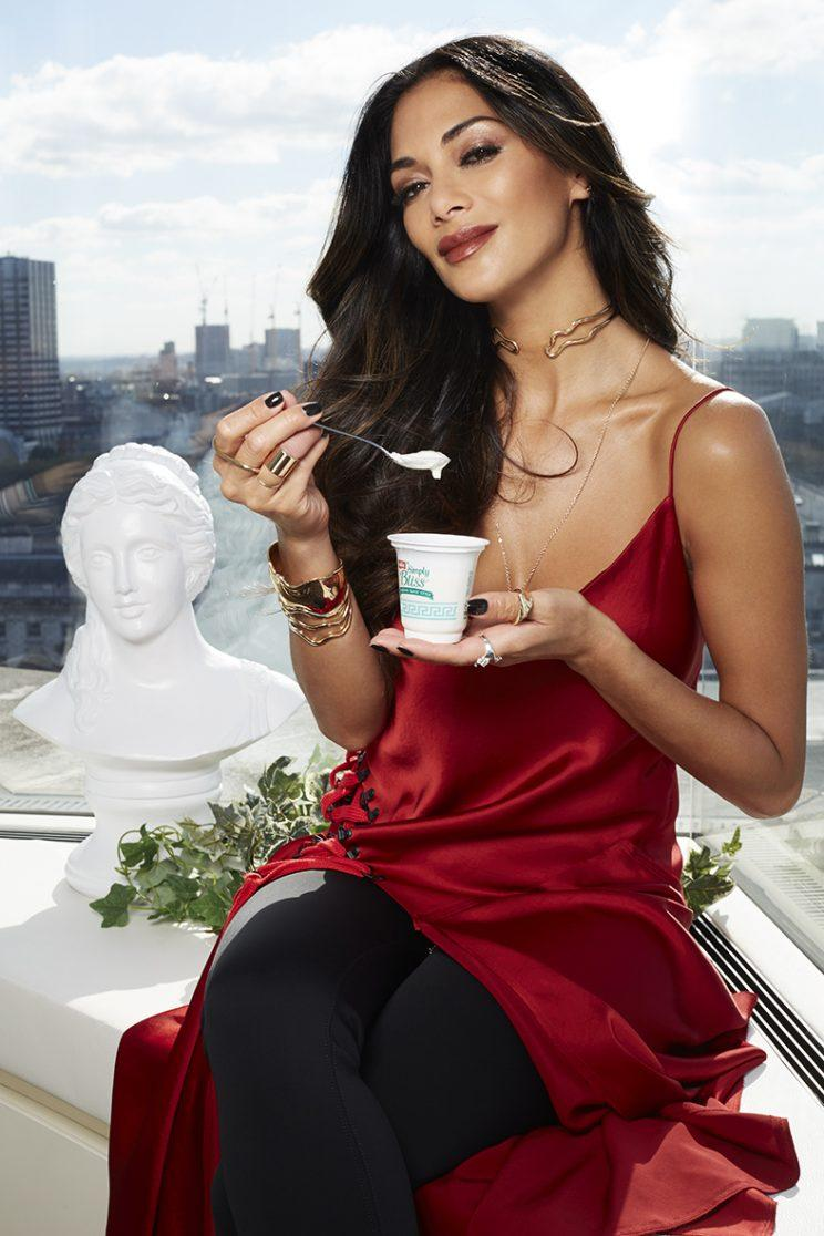 Nicole has partnered up with Müller for their Müller Simply Bliss Campaign