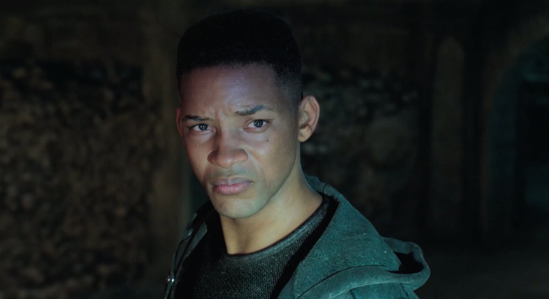 Watch Will Smith confront his younger self in the first-look clip from Ang Lee's visionary, Gemini Man, in cinemas 10 October.