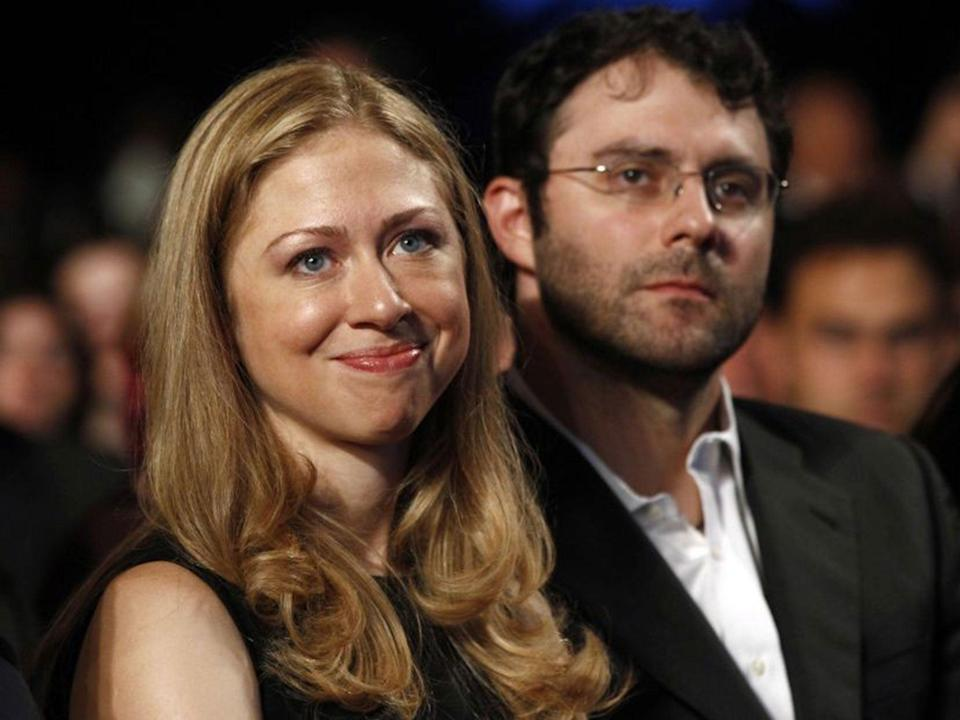 Chelsea Clinton reveals nasty troll comments and defends Barron Trump in a new interview (Getty Images)
