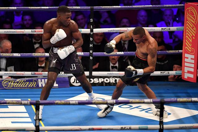 Buatsi is 12-0 after three wins in 2019 Photo: Getty Images