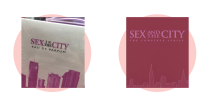 <p>While these four women were having sex <em>in</em> the city, the show was actually titled <em>Sex <strong>and</strong> the City.</em></p>