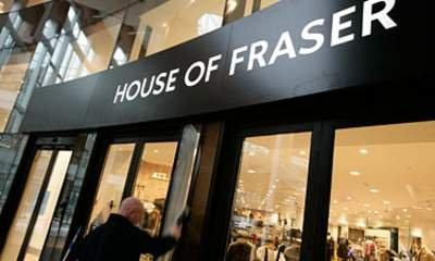 House Of Fraser Bought By Chinese Tycoon