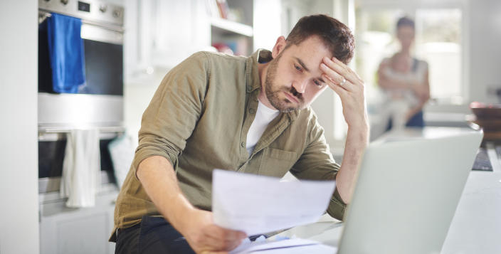 Got scammed online? You might be able to get your money back. (Photo: Getty)