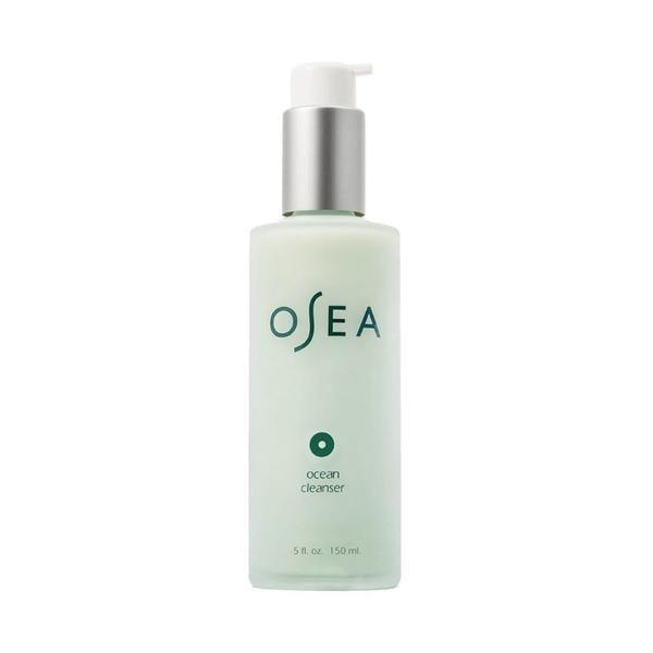 <p>All skin types will benefit from the <span>Osea Ocean Cleanser</span> ($48), which contains beet-derived lactic acid for a gentle chemical exfoliation.</p>