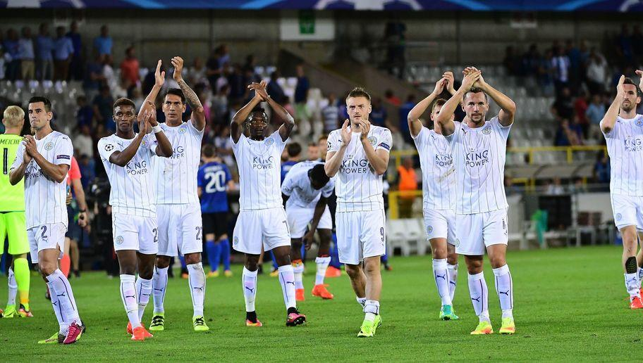 <p>14th September 2016 is now a date that'll never be forgotten for Leicester City fans.</p> <br /><p>Eight years on from their season in League One, here they were walking out for their first ever Champions League tie. They dispatched a poor Club Brugge side with a professional performance that made them appear like Champions League veterans.</p> <br /><p>Riyad Mahrez scored a free kick and a penalty while Mark Albrighton had the honour of scoring Leicester's first ever Champions League goal.</p>