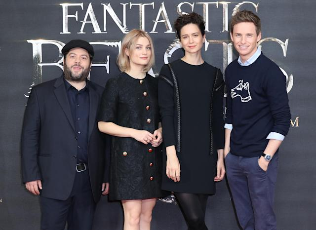"""Fantastic Beasts And Where To Find Them"" - Photocall"