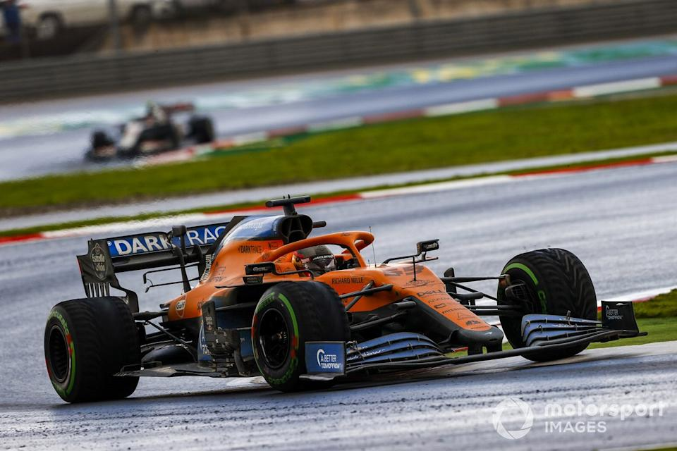 "Carlos Sainz Jr., McLaren MCL35<span class=""copyright"">Andy Hone / Motorsport Images</span>"