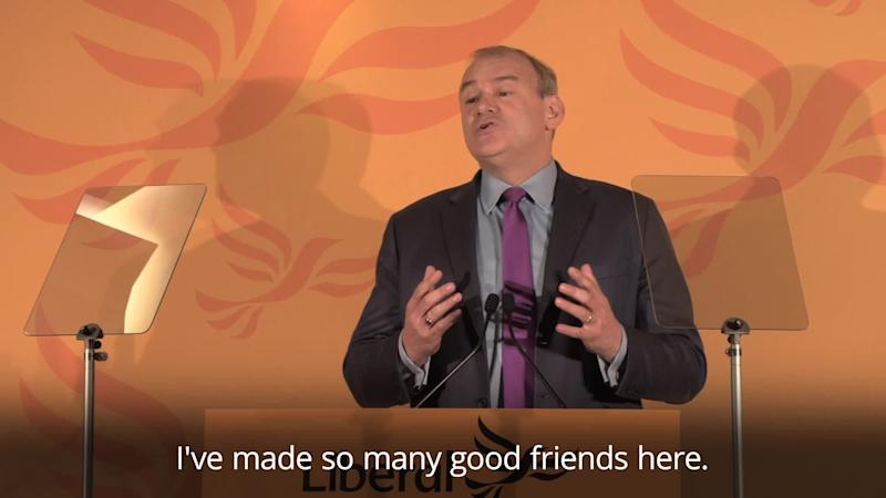 Sir Ed Davey: Liberal Democrat revival will not be easy