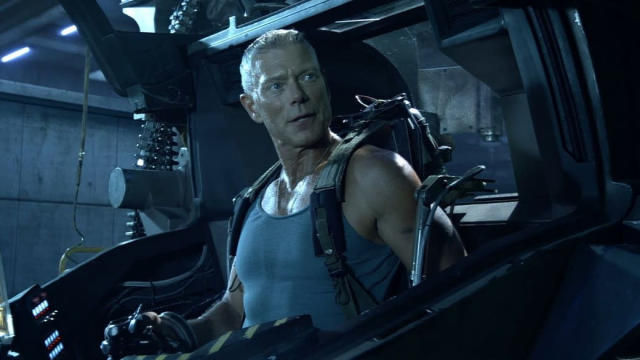 Stephen Lang as Colonel Miles Quaritch in 'Avatar'. (Credit: Fox)