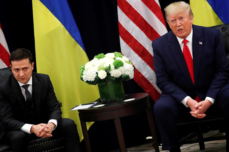 Fighting Corruption in Ukraine? Trump's Budgets Suggest Otherwise