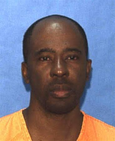 Paul Augustus Howell is pictured in this handout photo from Florida Department of Corrections