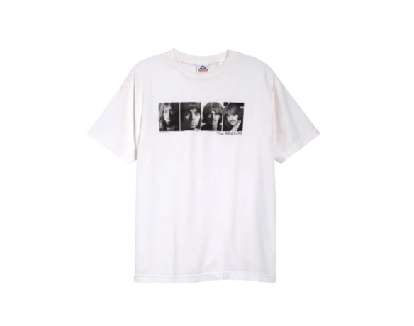 Unisex Secondhand 2003 The Beatles Graphic Tee. Image via Nordstrom.