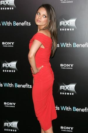 Mila Kunis Cast Her Body Double For 'Friends With Benefits'