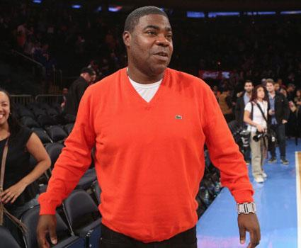"""Tracy Morgan: The 30 Rock funnyman was diagnosed with type 2 diabetes in 1996, but largely ignored the disease until 2007. """"The doctor was like, 'Hey, listen, we may have to take your foot.' That was it for me. Now I take my insulin every day. My blood sugar doesn't get over 120."""" Still, he had done a lot of damage to his body—and Morgan underwent a kidney transplant in 2010. Never one to shy away from telling a good story, Morgan appeared in character on 30 Rock, at the center of a satirical bit meant to highlight the disconnect in educating the country's African American population about the disease."""